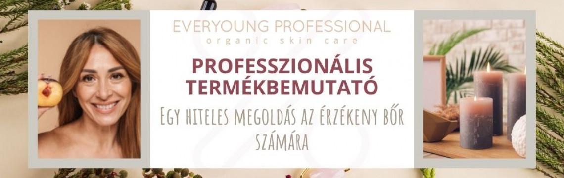 Professzionális Termékbemutató Egy hiteles megoldás az érzékeny bőr számára