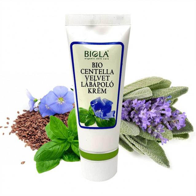 Bio Centella velvet lábápoló - 75 ml