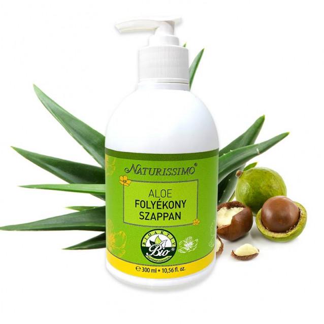 Aloe folyékony szappan - 300 ml