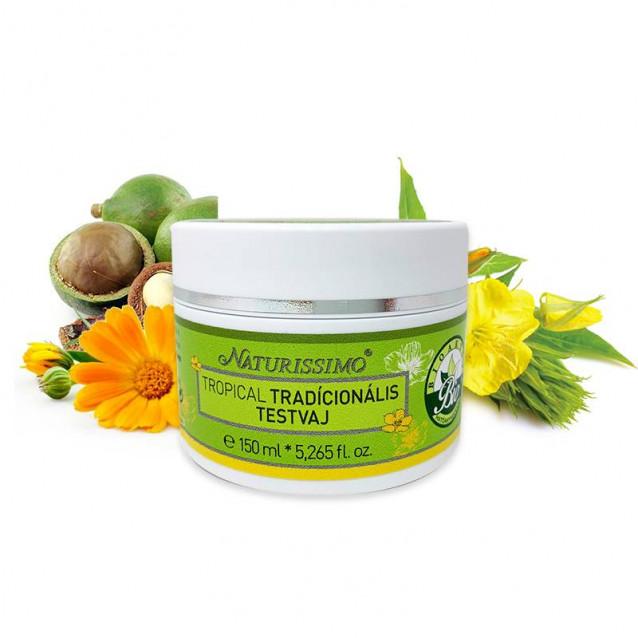 Tropical Tradicionális testvaj - 150 ml