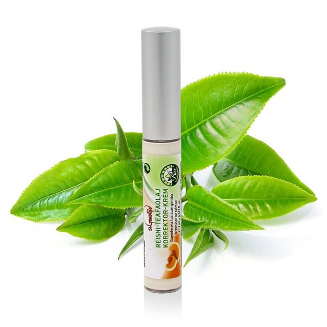 Reishi teafaolajos krém-korrektor (natúr) - 7 ml
