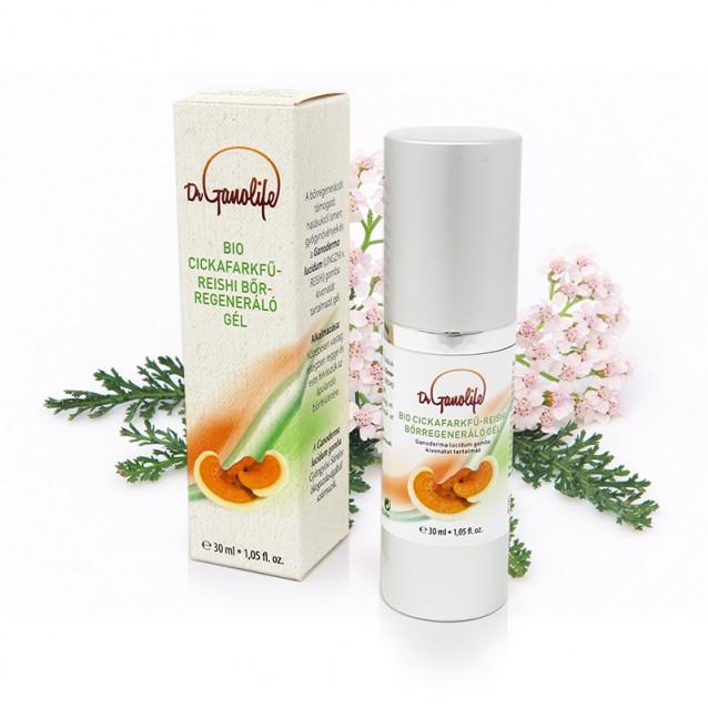 Bio cickafarkfű-reishi bőrregeneráló gél - 30 ml
