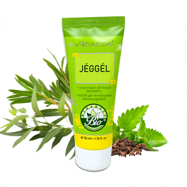 JÉGGÉL - 50 ml