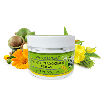 TROPICAL TRADÍCIONÁLIS TESTVAJ - 150 ml