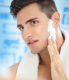 Férfiaknak & borotválkozás